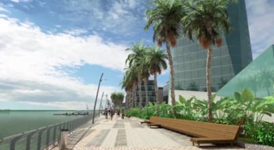 La reconciliación urbanística con la bahía de Asunción