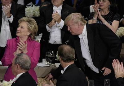 Máxima seguridad por presencia de Hillary y Trump