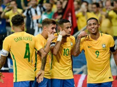 Brasil aplastó a Argentina y saca chapa