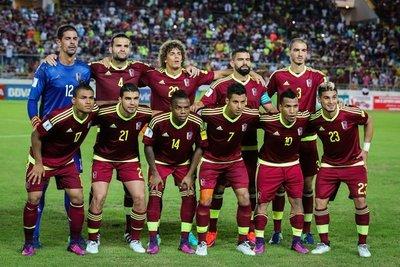 Venezuela fue contundente para su primer triunfo