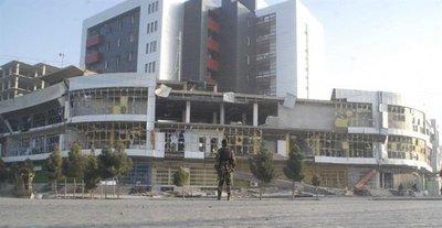 Paraguay repudia ataque en consulado alemán