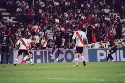 Olimpia perdió amistoso en Argentina ante River