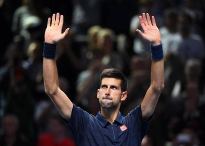 """Djokovic: """"También podía haber nevado en el O2"""""""