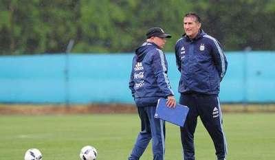 Argentina cuenta con la alineación definida