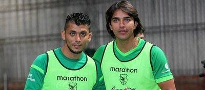 Marcelo Martins o Yasmani Duk, la única duda en Bolivia