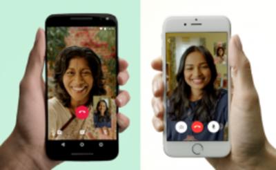 Buenas noticias de Whatsapp: ya llegaron las videollamadas