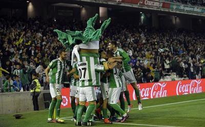 El Betis del 'Tony' Sanabria vence a Las Palmas