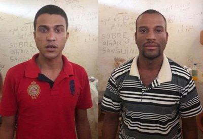 Detienen a dos supuestos robacoches brasileños