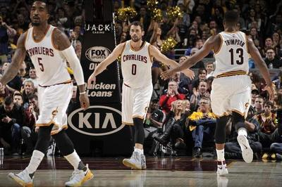 Love, LeBron, Howard y Leonard de lujo en la NBA