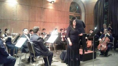 Orquesta Municipal realizó este jueves el cierre Temporada Cultural 2016