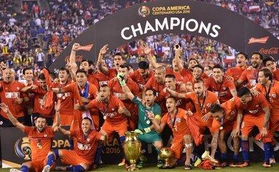 Los grupos de la Copa Confederaciones