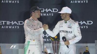 Rosberg se proclama campeón del mundo de Fórmula 1