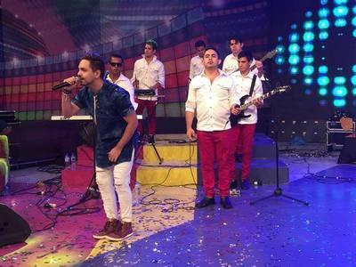 El Novio De Mariela Bogado Fernando Eid, Lanzó Su Agrupación Musical