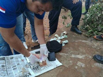 Heridos en tiroteo entre policías y motochorros