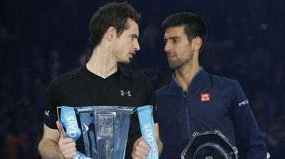 Murray y Djokovic volverán a coincidir en el torneo de Doha
