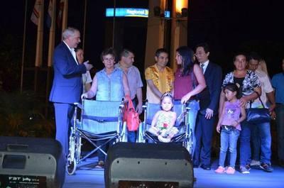 GRAN FESTIVAL DE LA INCLUSIÓN EN ENCARNACIÓN
