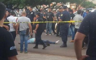 Supuesto sicario es abatido a tiros en Pedro Juan Caballero