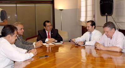 Ministro del Interior ratificó prioridad de fortalecer la seguridad rural