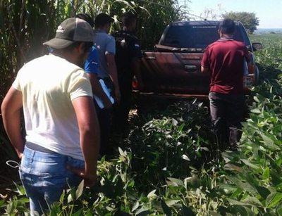 Liquidan a agricultor durante violento robo