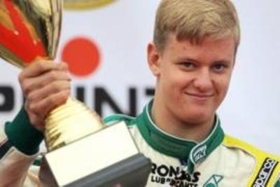 ¿Otro Schumacher en la Fórmula Uno?