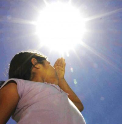 IPS insta a no exponer a niños al intenso calor para evitar daños oculares