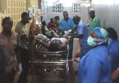 Nigeria: Al menos 30 muertos en doble atentado