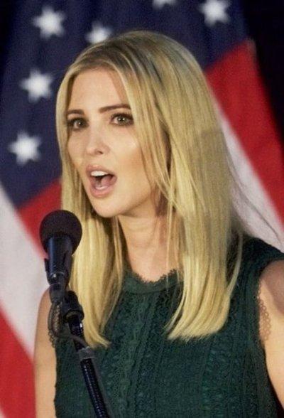 "Hija de Trump ¿""primera dama"", segunda al mando?"