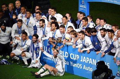El Real Madrid logró su segundo Mundial de Clubes