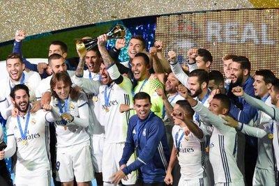 ¡El Madrid es campeón Mundial!