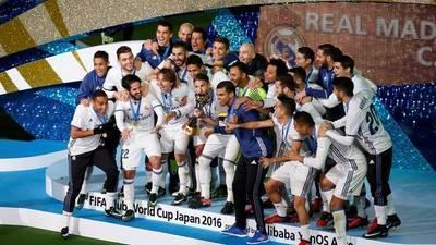 4-2. El Madrid se lleva el Mundialito ante un Kashima que acarició el título