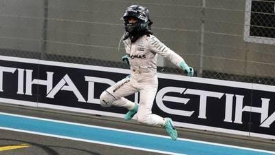 La Fórmula 1 tiene un nuevo campeón, Rosberg