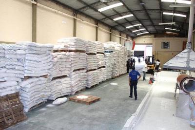 Marcas de sal nacional, aptas para consumo