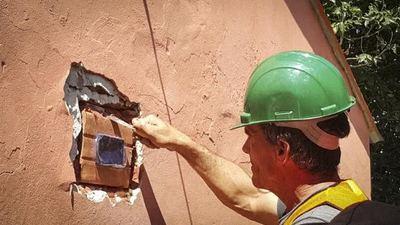 Innovan con ladrillos solares como fuente de energía en el Chaco