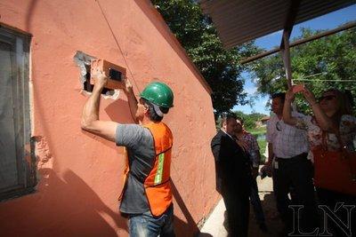 Innovación tecnológica favorece a 50 casas en ciudad de Nanawa