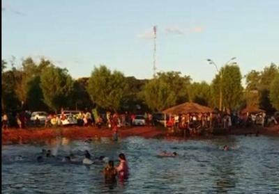 Santaní: dos menores de edad se ahogan en el Tapiracuãi