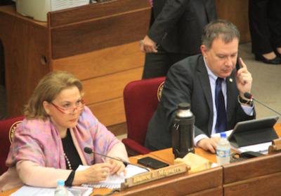 """Veto al PGN 2017: """"Con ampliación se solucionaba todo"""", dice Senadora"""