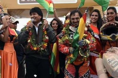Evo Morales verá la salida