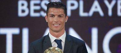 Cristiano Ronaldo, elegido Deportista Europeo del 2016