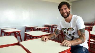 Cavenaghi se despidió del fútbol