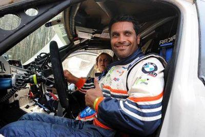 Nasser quiere participar del Rally del Chaco