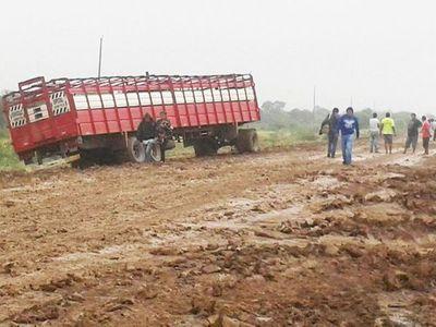 Potencial productivo del Chaco se ve afectado por las rutas