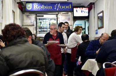 Robin Hood, restaurante de Madrid que ayuda a sin techo