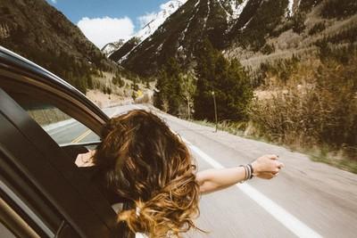 Viajar es el secreto de la felicidad