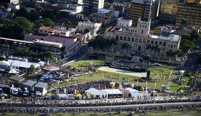 Dakar: La Costanera tembló con el rugido de las máquinas