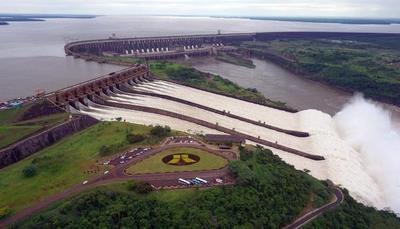 Itaipú alcanzó récord mundial en producir energía renovable