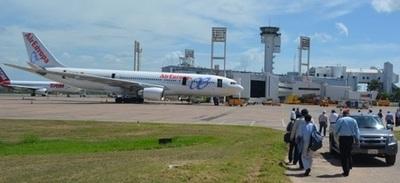 Récord de pasajeros en el aeropuerto Silvio Pettirossi