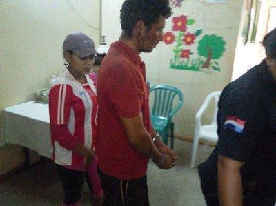 Campesinos denuncian represión policial en Guahory