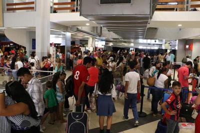 Sector aeronáutico cerró un año récord en Paraguay