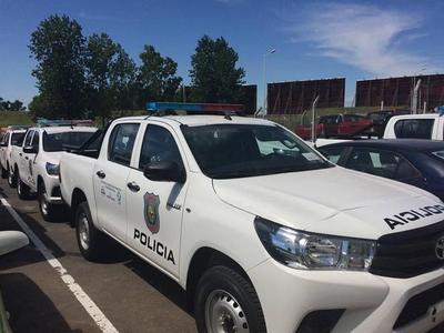 Policía Nacional recibirá 100 patrulleras nuevas