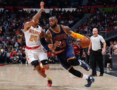 NBA: Oklahoma superó a Cleveland anoche por 106-94